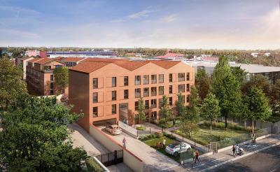 Appartements neufs Lalande référence 5754