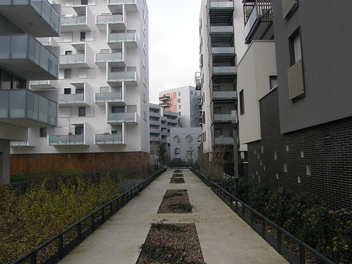quartiers où investir à Toulouse – l'écoquartier de la Cartoucherie