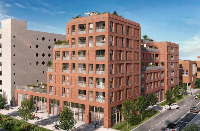 Appartements neufs Purpan référence 5758 : aperçu n°3