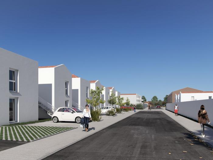 Appartements neufs Saint-Jory référence 5746 : aperçu n°3