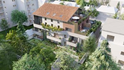 Appartements neufs Rangueil référence 5739