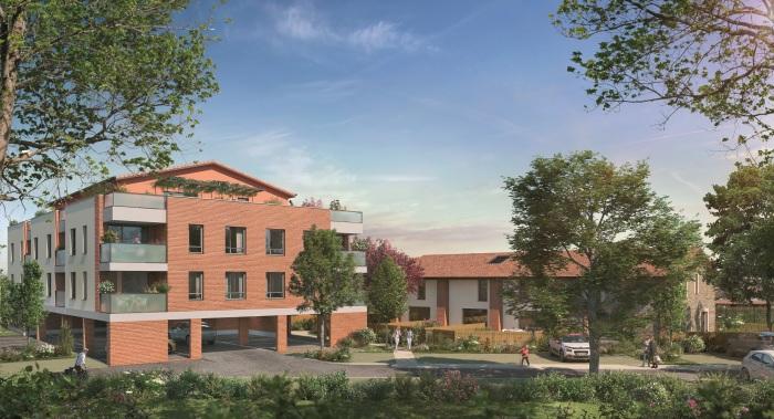 Maisons neuves et appartements neufs Labarthe-sur-Lèze référence 5756 : aperçu n°0