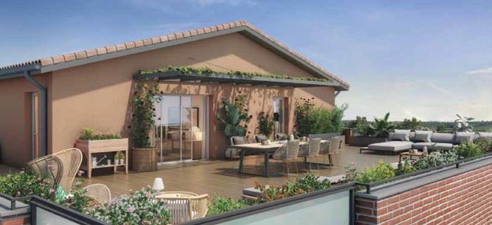 Maisons neuves et appartements neufs Labarthe-sur-Lèze référence 5756 : aperçu n°3