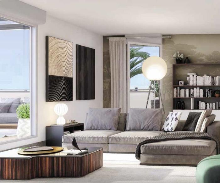 Maisons neuves et appartements neufs Labarthe-sur-Lèze référence 5756 : aperçu n°1