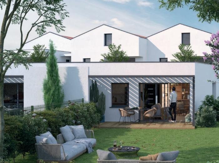 Maisons neuves et appartements neufs Côte Pavée référence 5742 : aperçu n°2