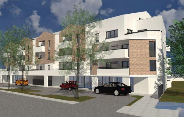 Appartements neufs Tournefeuille référence 5764 : aperçu n°1