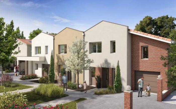 Maisons neuves et appartements neufs Pins-Justaret référence 5768 : aperçu n°0