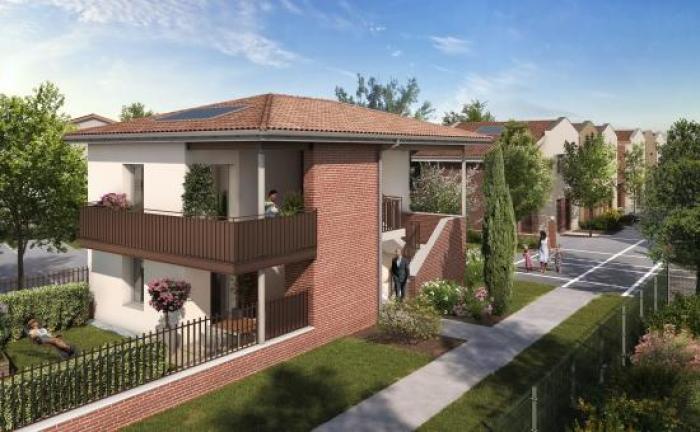 Maisons neuves et appartements neufs Pins-Justaret référence 5768 : aperçu n°2