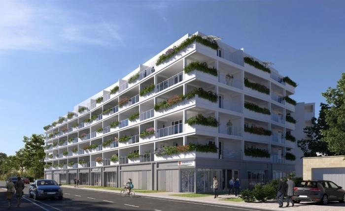Appartements neufs Lalande référence 5793 : aperçu n°2