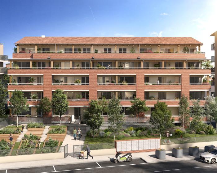 Maisons neuves et appartements neufs Lalande référence 5785 : aperçu n°0