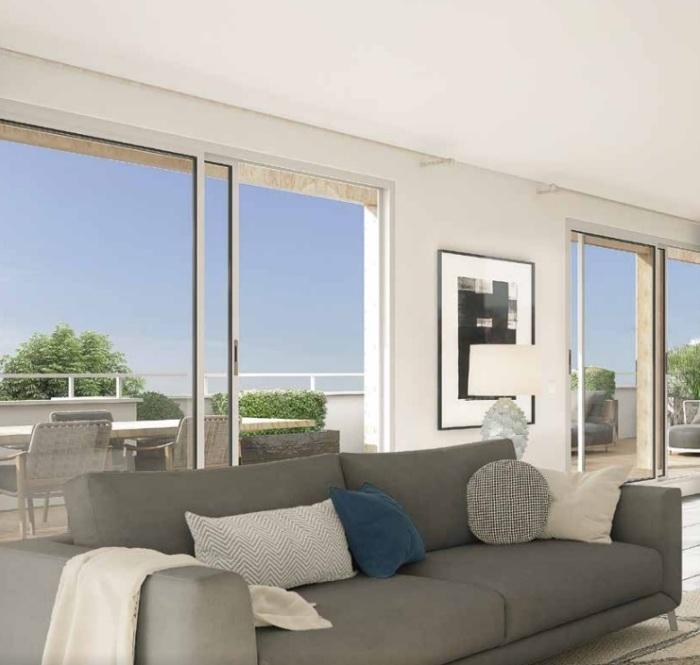 Maisons neuves et appartements neufs Lalande référence 5785 : aperçu n°1