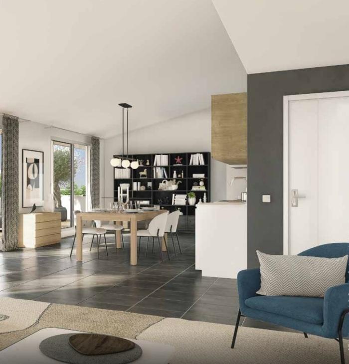 Maisons neuves et appartements neufs Lalande référence 5785 : aperçu n°2
