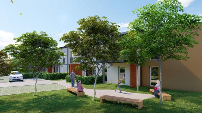 Appartements neufs Mondonville référence 5789 : aperçu n°0