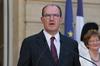 commission rebsamen - le premier ministre Jean Castex