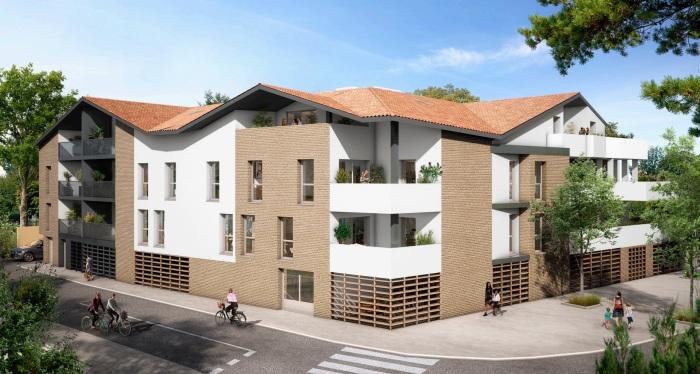 Appartements neufs Eaunes référence 5791 : aperçu n°0