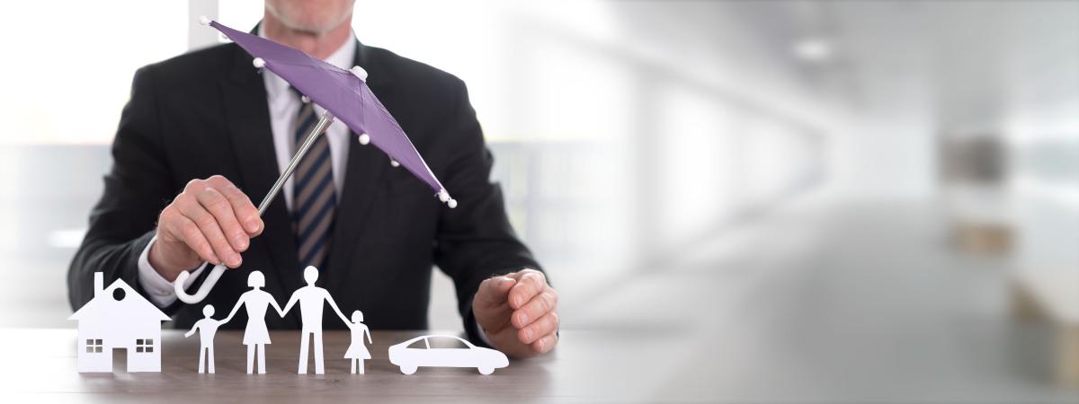 nos partenaires - illustration du concept d'assurance du propriétaire bailleur