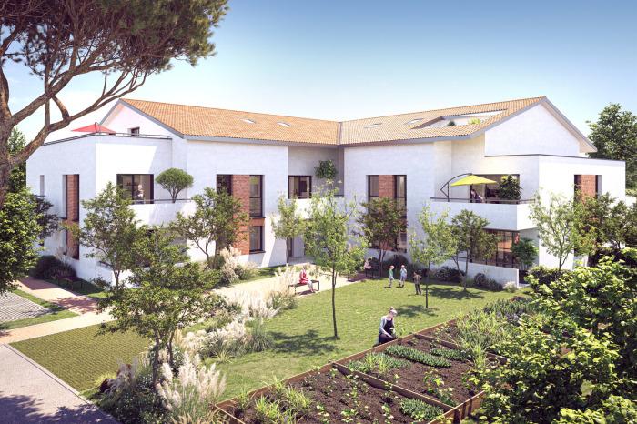 Appartements neufs L'Union référence 5787 : aperçu n°0