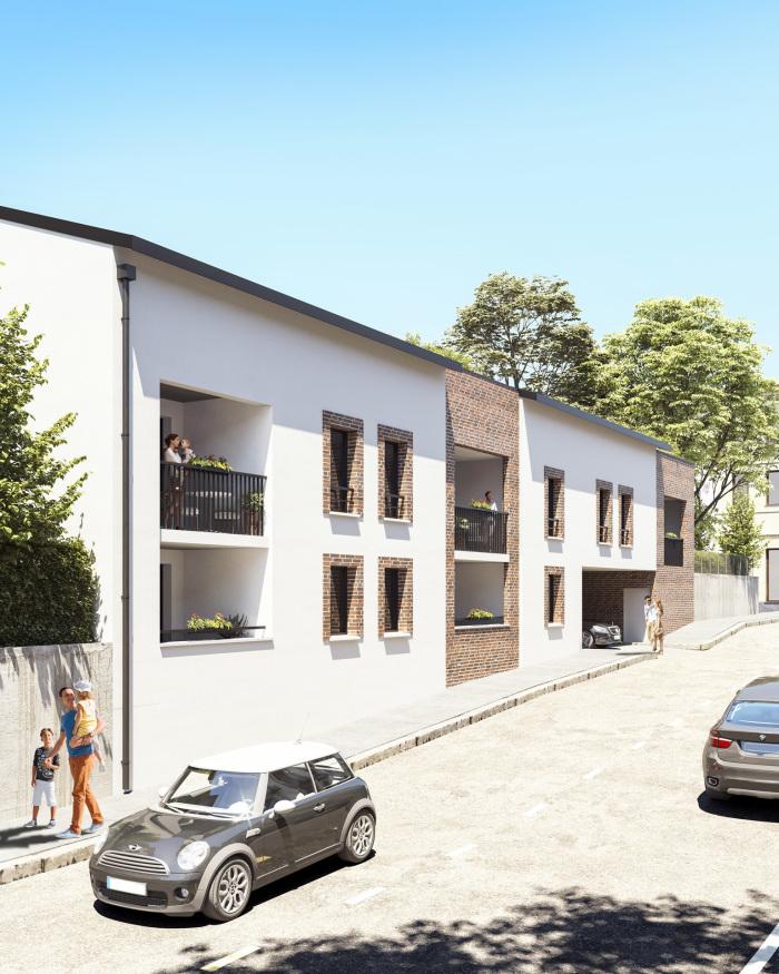 Appartements neufs L'Union référence 5787 : aperçu n°2