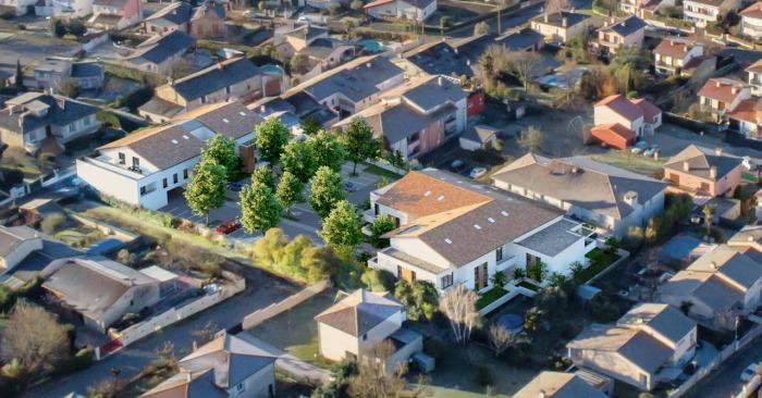 Appartements neufs L'Union référence 5787 : aperçu n°4