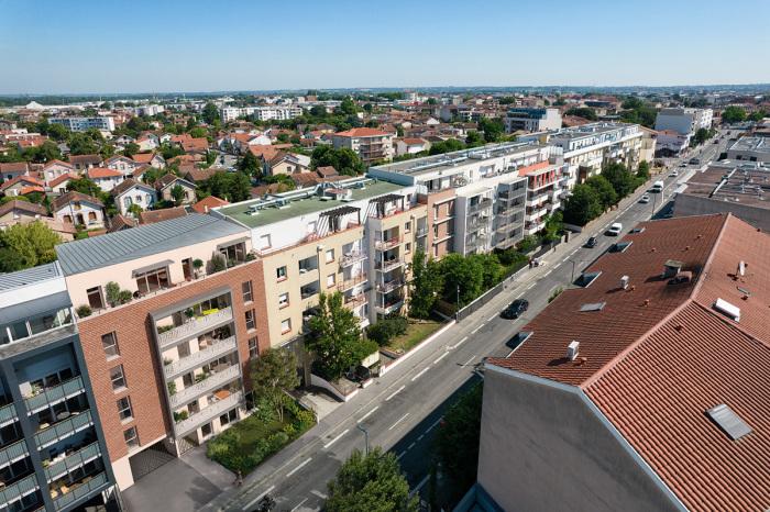 Appartements neufs Barrière de Paris référence 5795 : aperçu n°3