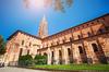 Joan Busquets – La cathédrale Saint Sernin au centre de Toulouse