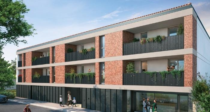 Appartements neufs Muret référence 5808 : aperçu n°0