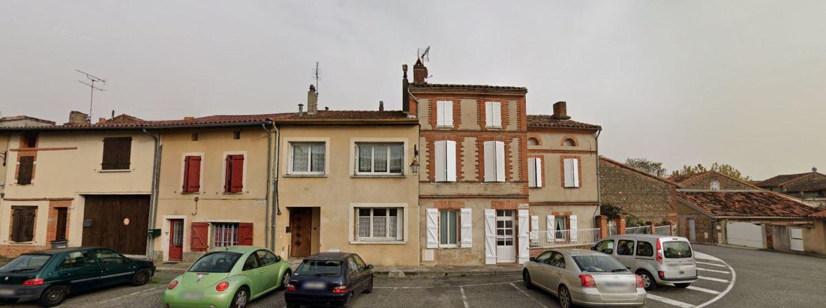 Immobilier neuf à Saint-Sulpice-sur-Lèze-Maison dans le centre de Saint-Sulpice-sur-Lèze