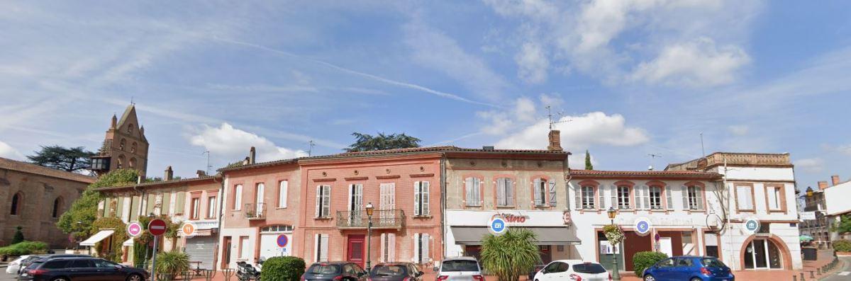 Programme neuf Portet-sur-Garonne- Maison dans le centre de Portet-sur-Garonne
