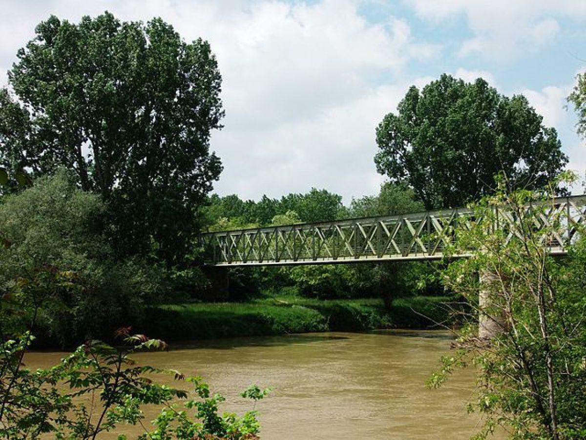 logement neuf Lacroix-Falgarde – Le pont en fer