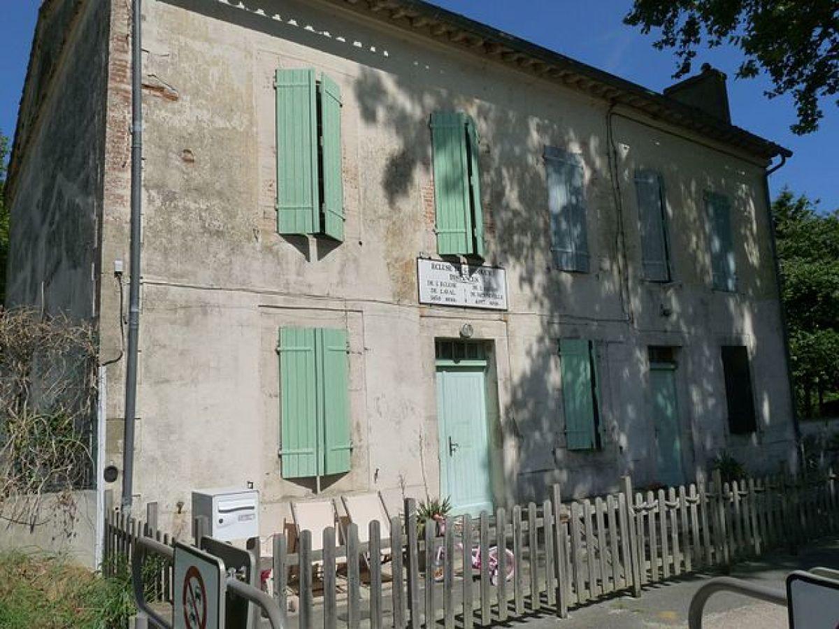 immobilier neuf à Gardouch  –  Maison de l'écluse de Gardouch