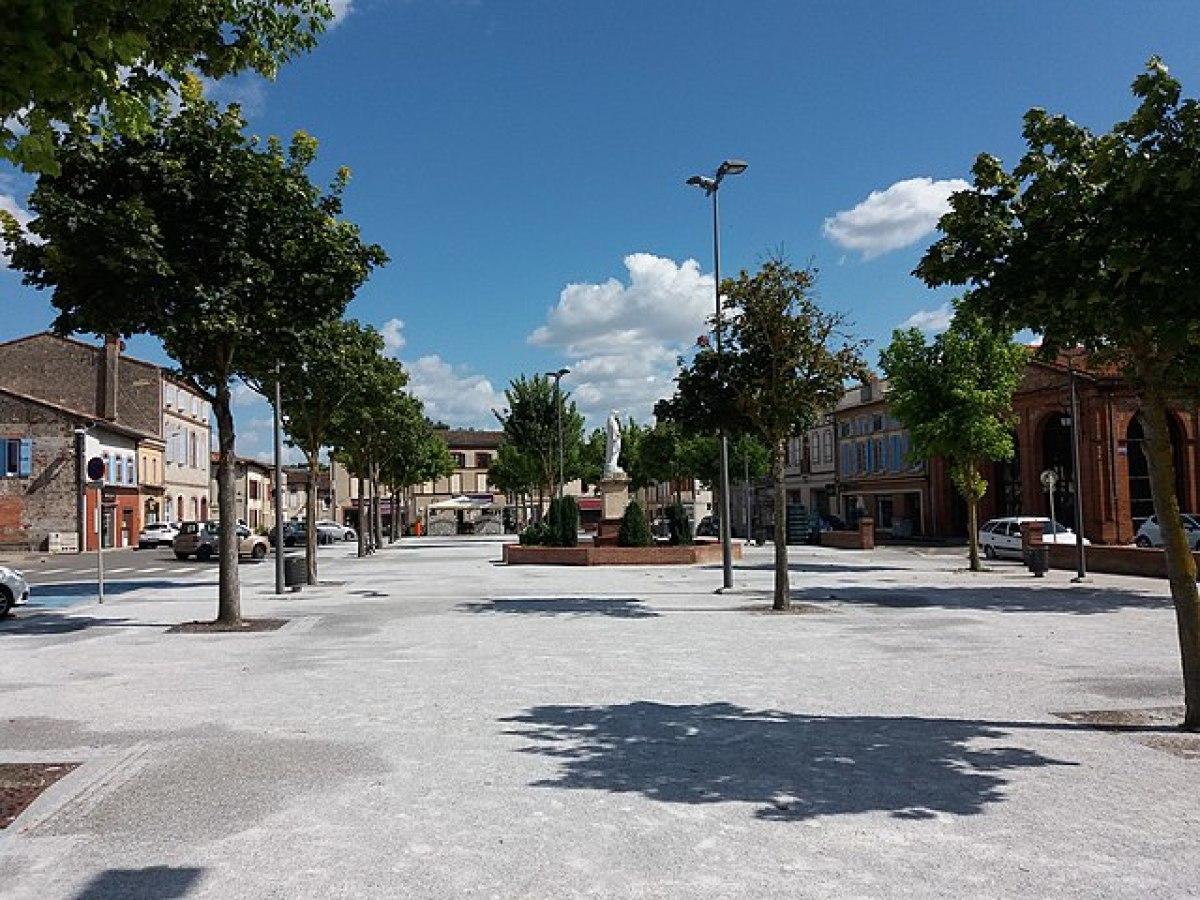 immobilier neuf à Villefranche de Lauragais  –  place Gambetta