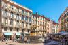 Immobilier neuf Toulouse Carmes – vue sur la place de la Trinité