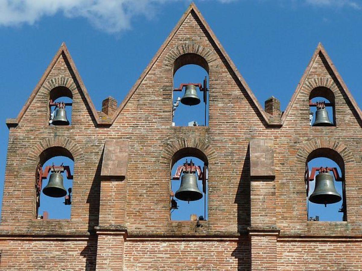 immobilier neuf à Goyrans  –  cloches de l'église de Goyrans