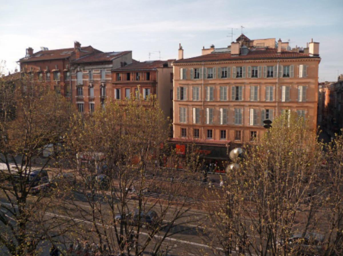 Immobilier neuf Toulouse Carmes – Vue sur le quartier Esquirol à Toulouse