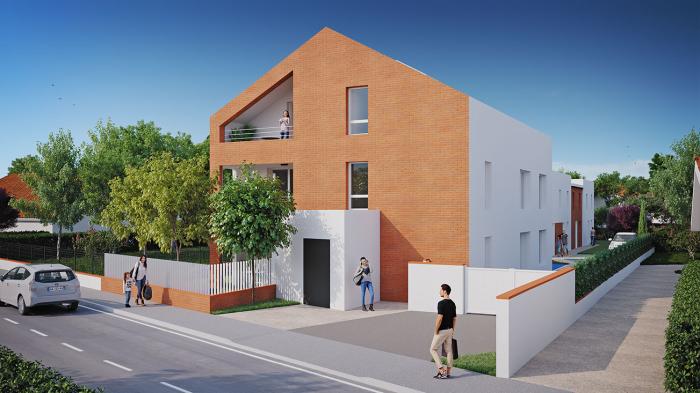 Appartements neufs Lalande référence 5821 : aperçu n°0
