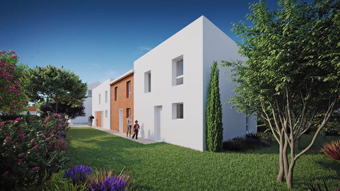 Appartements neufs Lalande référence 5821 : aperçu n°2