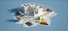 Aides à la transition énergétique – Représentation 3D d'un appartement à rénover