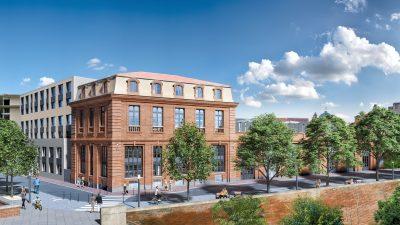 Appartements neufs Hyper-centre référence 5882