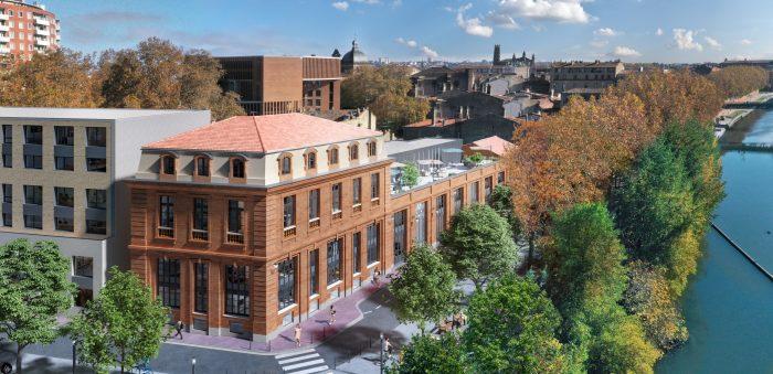 Appartements neufs Hyper-centre référence 5882 : aperçu n°2