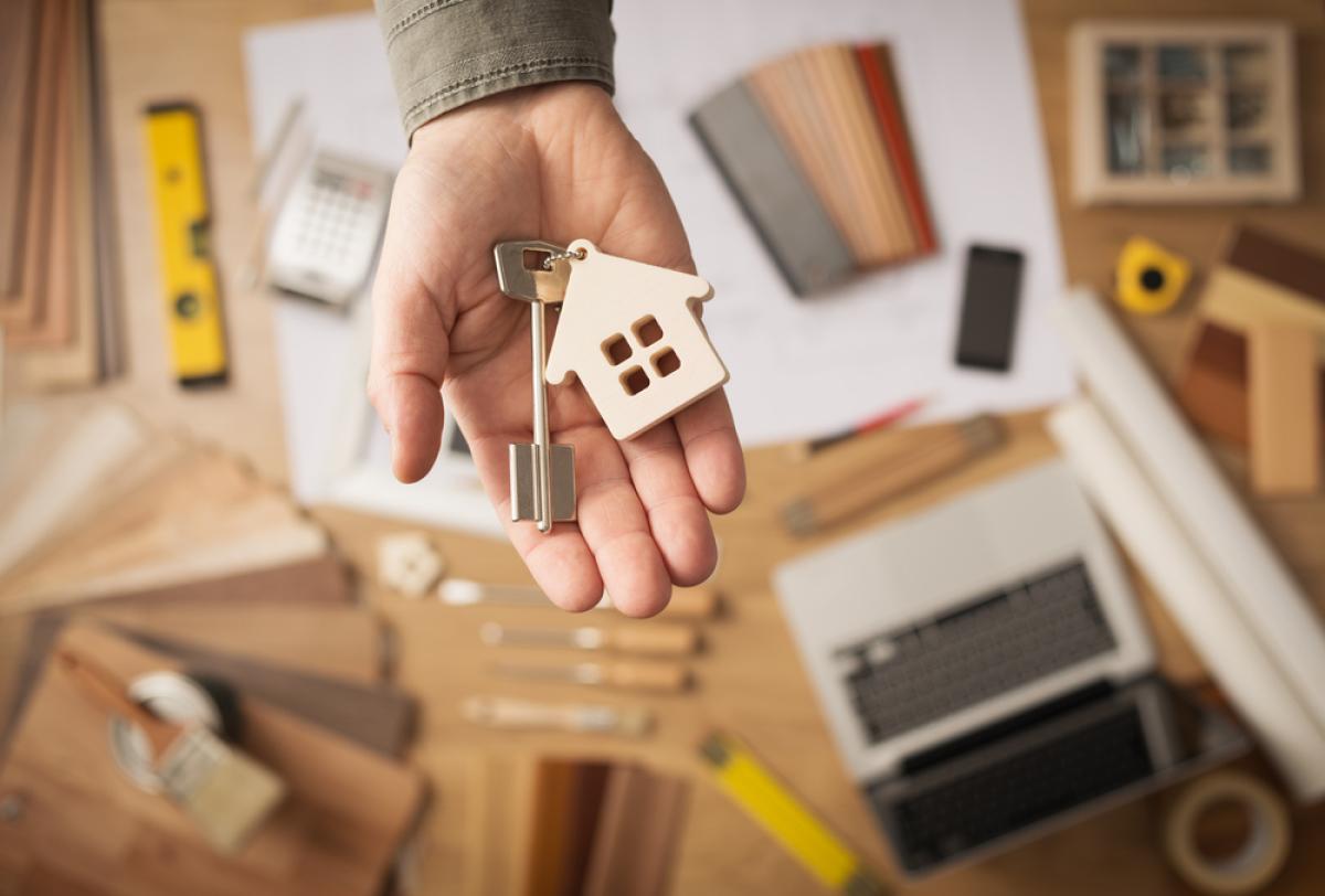 Location appartement neuf Toulouse – remise de clés d'un appartement en location
