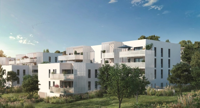 Appartements neufs Ramonville-Saint-Agne référence 5899 : aperçu n°0