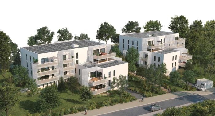Appartements neufs Ramonville-Saint-Agne référence 5899 : aperçu n°2