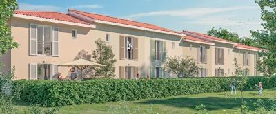 Appartements neufs Lalande référence 5897