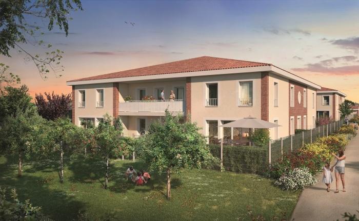 Appartements neufs Balma référence 5901 : aperçu n°0