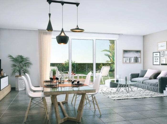 Appartements neufs Balma référence 5901 : aperçu n°1