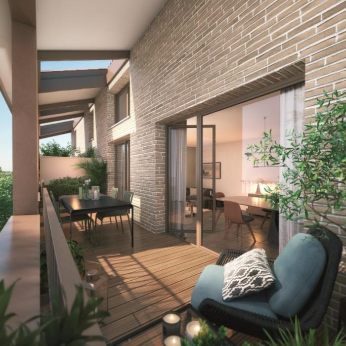 Appartements neufs Jolimont référence 5910 : aperçu n°2