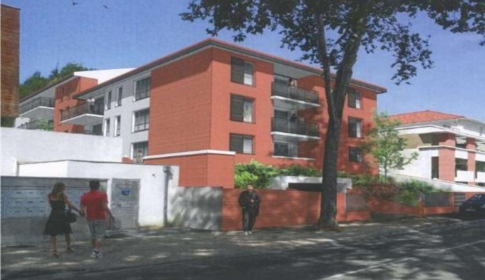 Appartements neufs Castanet-Tolosan référence 5908 : aperçu n°2