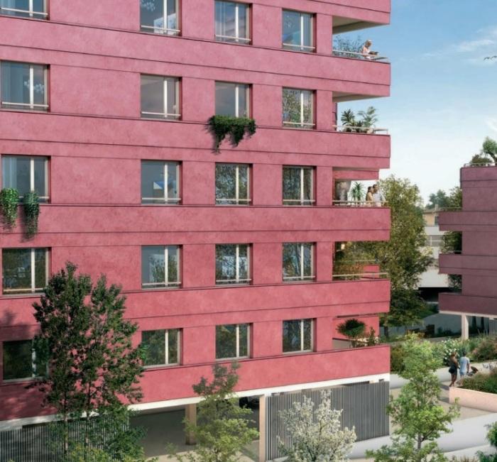 Appartements neufs Blagnac référence 5943 : aperçu n°2