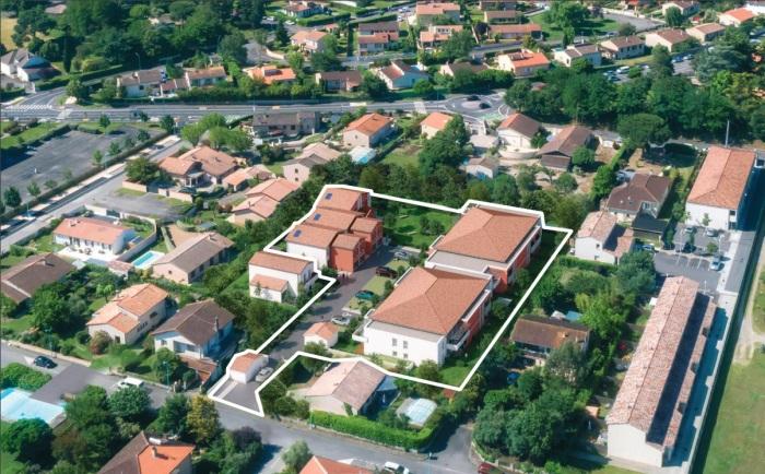 Appartements neufs Saint-Alban référence 5953 : aperçu n°3