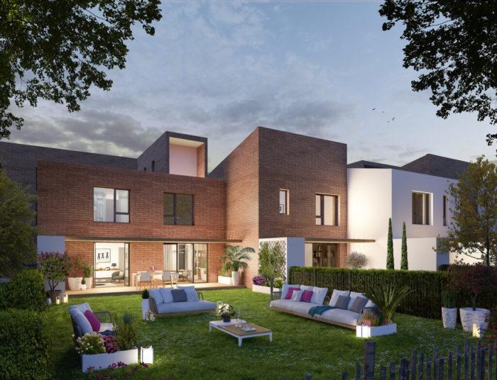 Maisons neuves et appartements neufs Montaudran référence 5968 : aperçu n°5